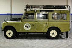 "1964 Land Rover Series 109"" Maintenance of old vehicles: the material for new cogs/casters/gears could be cast polyamide which I (Cast polyamide) can produce"