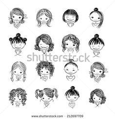 Cute Ilustrações e desenhos Stock | Shutterstock