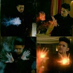 Magnus power in 2x08... This was an awesome episode for Magnus.