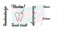 """In het 3de leerjaar gebeurt het niet meer zo heel erg vaak maar toch gebeurt het af en toe dat iemand nog een melktand verliest. Dat begint meestal met """"Juf, kijk hoe los mijn tand staat!&#8…"""