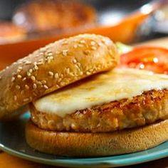 Low Acid Recipes, Acid Reflux Recipes, Turkey Burger Recipes, Turkey Burgers, Kitchen Recipes, Cooking Recipes, Campbells Recipes, Cold Sandwiches, Wrap Recipes