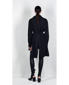 Mantel Woll incorrupt einer Asymmetrischer Preis aus EYH9ebWD2I