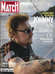 Jean Seberg, Photo Choc, Interview, Paris Match, Christian Audigier, Album, Magazine, Cover, Movie Posters