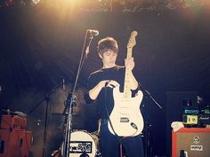 young Alex Turner