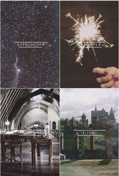 hogwarts subjects // core classes 1/2