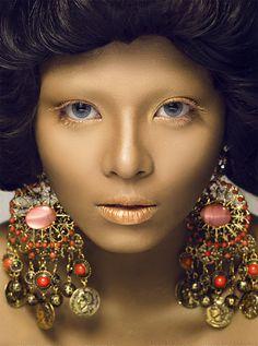 Photographer: Brybraza Photography Hair/Makeup: Anna Salovino Retoucher: Glice Galac