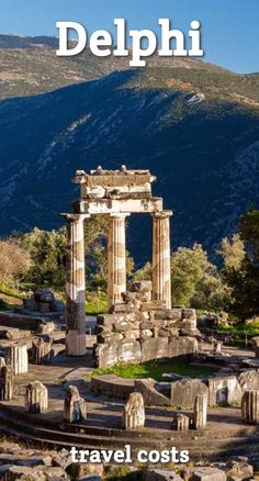 Travel costs for Delphi