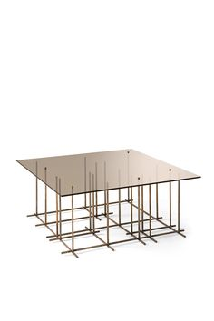 Tetris low tables by Gallotti & Radice Salone del Mobile 2014