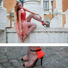 hosiery & heels