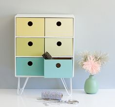 Make It: DIY Retro-Inspired IKEA Storage Hack » Curbly   DIY Design Community