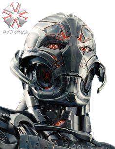 Ultron Marvel, Marvel Comics, Marvel Villains, Marvel Characters, Age Of Ultron Cast, Iron Man Suit, Avengers Age, Man Thing Marvel, Marvel Wallpaper
