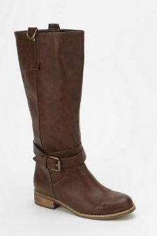 BDG Buckle-Wrap Boot