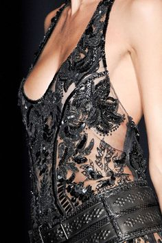 Roberto Cavalli Spring 2012...if I had the guts....oh, and the bod :)