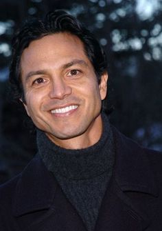 Benjamin Bratt: have you ever seen a more perfectly chiseled face?