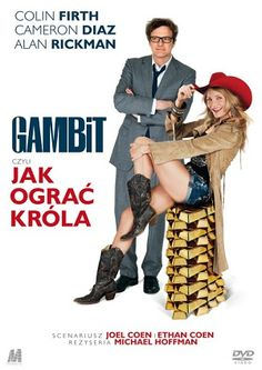 89b956b3d7a New GAMBIT movie poster put Cameron Diaz on a pile of gold bars