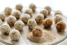 Healthy Raw Food Doughnut Holes —Raw Food Rawmazing Raw Food