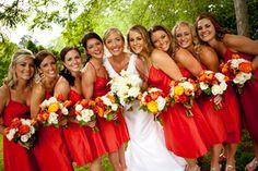 deep persimmon bridesmaid dress- have you seen? (photo) :  wedding bright rhubarb deep persimmon j crew B5b5040d548890bf9b83a7f922bc8eba Player