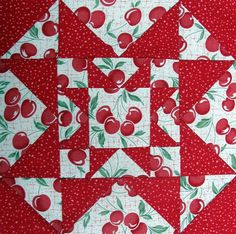 Starwood Quilter: Eight Hands Around Quilt Block