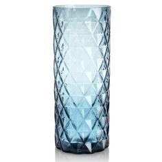 winter glass vase   cut crystal oval glass vase best selling