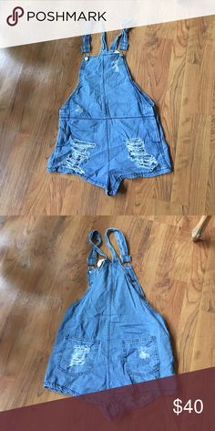 Rumor boutique overalls New with tags LF Shorts