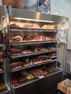 DELI Epicerie fine Caractère de Cochon #jambon #charcuterie #ham