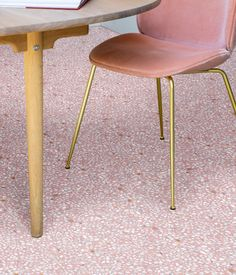 This versatile porcelain has been designed to replicate Venetian Terrazzo tiles. The pretty colour palette adds a contemporary twist to a traditional design and the decorative criss-cross pattern suits modern and period interiors alike. Terrazzo Tile, Pink Tiles, Cross Patterns, Commercial Interiors, Porcelain Ceramics, Traditional Design, Contemporary, Modern, Venetian