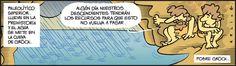 Llueve en la prehistoria