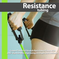 Resistance Tube, Resistance Bands, Eco Friendly House, At Home Workouts, Facebook, Fitness, Home Workouts, Home Fitness