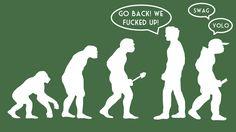 LOL, blog umoristico, umorismo, genio, sveglia, umanità, internet, web, Yea, tuttavitarobi, humor, darwin, doh