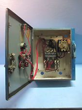 Allen Bradley 1498-RJ28B-Z004 Size 3 Starter 100 Amp Breaker Combination Nema 12. See more pictures details at http://ift.tt/1QuiJAa