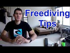 Freediving tips
