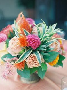 A Colorful Rehearsal Dinner Complete with a Henna Station and Gorgeous Traditional Indian Attire Colorful Wedding Centerpieces, Whimsical Wedding Theme, Floral Wedding, Wedding Colors, Wedding Bouquets, Wedding Flowers, Centerpiece Ideas, Wedding Vendors, Wedding Reception