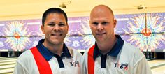 PABCON: Team USA wins men's doubles ~ Lucas Wiseman, USBC Communications ~ Published August 21, 2012 ~ Team USA's Bill O'Neill and Tommy Jones earned the gold medal in men's doubles Tuesday at the 2012 Pan American Bowling Confederation Adult Championships.