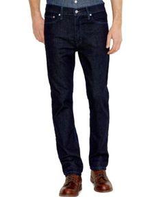 fac65e530b4 Levi's® 513™ Slim Straight Stretch Fit Jeans & Reviews - Jeans - Men -  Macy's