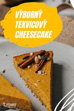 Tento recept na jeseň nesmieš vynechať ;-). Cheesecake, Pudding, Desserts, Fit, Cheesecake Cake, Tailgate Desserts, Deserts, Cheesecakes, Puddings
