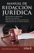 LIBROS TRILLAS: MANUAL DE REDACCION JURIDICA