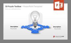 PowerPoint Puzzle Vorlagen zur Veranschaulichung von Kooperationen,Zusammenhängen und Teilbereichen http://www.presentationload.de/powerpoint-charts-diagramme/puzzle/