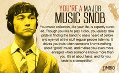 #music #Snob #funny