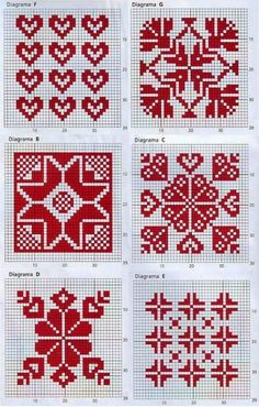 Thrilling Designing Your Own Cross Stitch Embroidery Patterns Ideas. Exhilarating Designing Your Own Cross Stitch Embroidery Patterns Ideas. Cross Stitching, Cross Stitch Embroidery, Embroidery Patterns, Knitting Charts, Knitting Stitches, Knitting Needles, Fair Isle Knitting Patterns, Knitting Designs, Cross Stitch Designs
