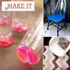90 DIY PROJECTS
