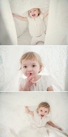 Darling Two-Year-Old Lifestyle Portraits