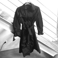 I lost a bit of weight, yay!! Beautiful, cozy, with a GREAT hourglass silhouette. Gently worn. Fully lined in black. A pocket for each hand. Vintage calf length/ about 2 inches below the knee.  No longer in production at Zara. Zara Jackets & Coats