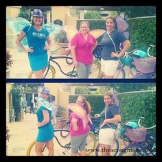 The Acting Mom: NOT JUST A MOM // Going on a bike tour