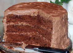 TallCakes' Recipes - Milk Chocolate Cake