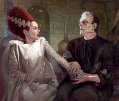 Daniel Horne - Bride of Frankenstein