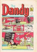 The Dandy May 11th 1974