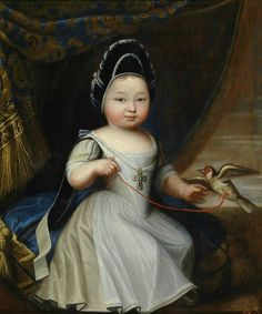 Charles Emmanuel, Duke of Aosta as a child; later Charles Emmanuel II, Duke of Savoy