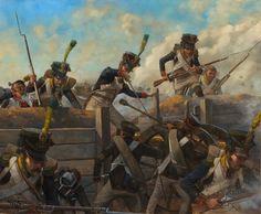 Военно-исторический Форум (XV, XVII-XVIII-XIX век) > Разговоры о художниках-баталистах