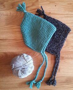 Béguin de bébé lutin pattern by Carocrea