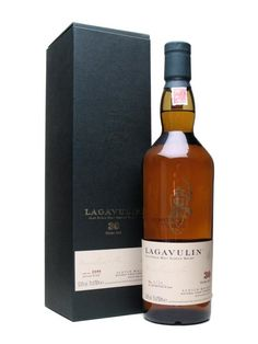 Lagavulin 1976 / 30 Year Old Scotch Whisky : The Whisky Exchange